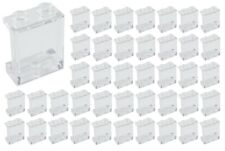 Lego Pack of 20 Part number 87552 Wall Panel 1x2x2 Support JOB LOT Choose Colour