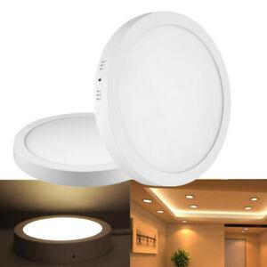 Round Flush Mount Fixtures Kitchen Lamp