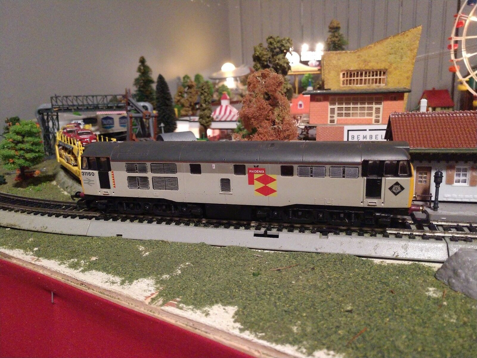 Lima collezione British Diesel Locomotive Ho Dc