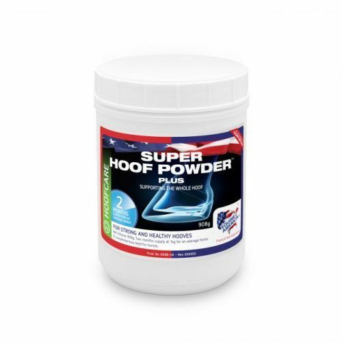 Equine America Super Hoof Powder for strong healthy hooves. FREE FAST P&P