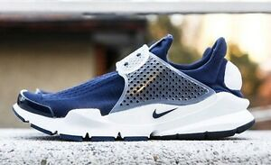 sneakers for cheap 87686 d244b Details about Nike Sock Dart SP Fragment Design Obsidian Summit White  flyknit roshe 728748-400