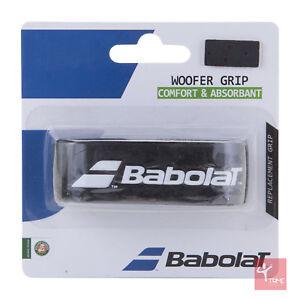 Babolat Woofer Remplacement Grip-noir-afficher Le Titre D'origine