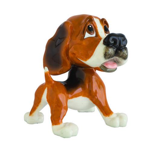Little Paws Baxter Beagle Dog Figurine