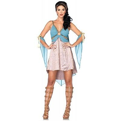 Greek Goddess Costume Adult Sexy Roman Game of Thrones Halloween Fancy Dress
