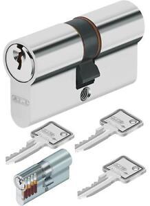 Abus Profilzylinder N+G Zylinder Schloss C73 Doppelzylinder NEU mit N&G Funktion