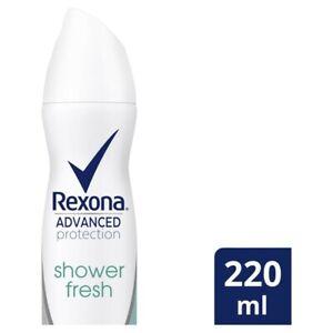 Rexona Women Anti Per spirant Advance Shower Fresh Deodorant 220mL