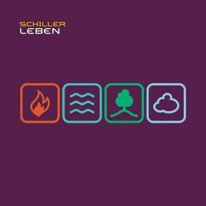 SCHILLER-034-LEBEN-034-CD-NEUWARE