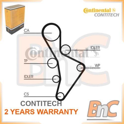 # OEM Contitech Heavy Duty Pompe à eau /& COURROIE DE DISTRIBUTION KIT pour SKODA AUDI VW SEAT