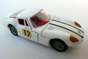 Corgi Toys Marcos Volvo 1800 Gt Ref 324 Bon État