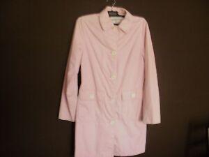 ladies-pink-coat-size-8