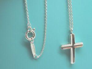Detalles acerca de tiffany co sterling silver concave cross pendant necklace tiffany pouch box la foto se est cargando tiffany amp co sterling silver concave cross pendant aloadofball Gallery