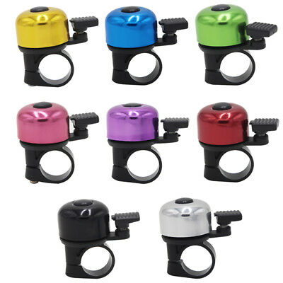 1 Pc Plastic Loud Sound Mountain Bike Bicycle Bells Kids Bikes Bike Accessories