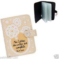 Porte Cartes De Fidelite Quoi Que Pour Femme Valerie Nylin Dlp Derriere La Porte