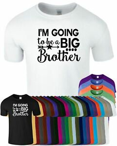 Image Is Loading I M Going To Be A Big Brother Kids