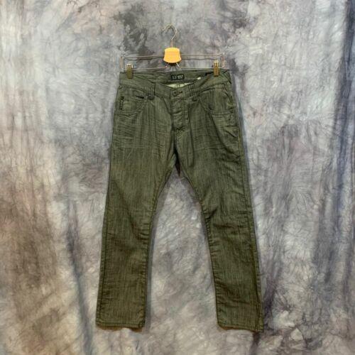 Armani Jeans Straight Leg Dark Wash Jeans Size 30x