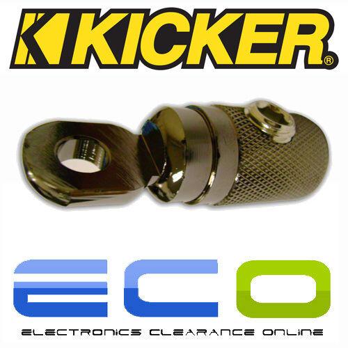 Kicker knpcrrt4 crimpless Anillo terminales de 35 mm Cable