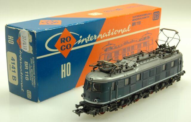 (37/037) Roco H0 E- Lok BR 118 (Arti.-Nr. 4141B)