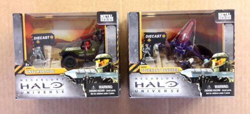 Halo Véhicules Set Die Cast neuf