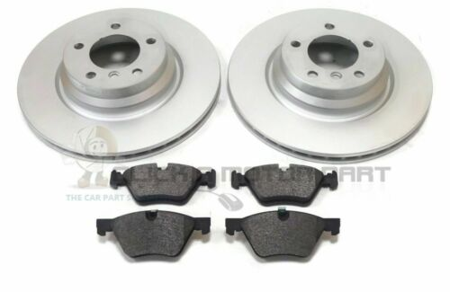 BMW E92 COUPE 325 215bhp 2006-2007 Petrol FRONT 2 BRAKE DISCS AND PADS SET NEW