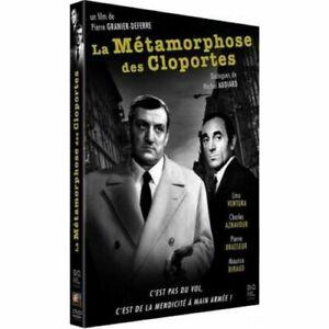DVD-el-Metalmorphose-Des-Cloportes-Lino-Ventura-Nuevo-en-Blister