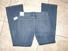 """NWT $59.00""""GAP""""Curvy in the Hip&Thigh Low Rise Stretch Jeans size 6 28W/30L"""