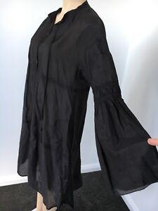 Lee-Mathews-Oversized-Tunic-Size-S