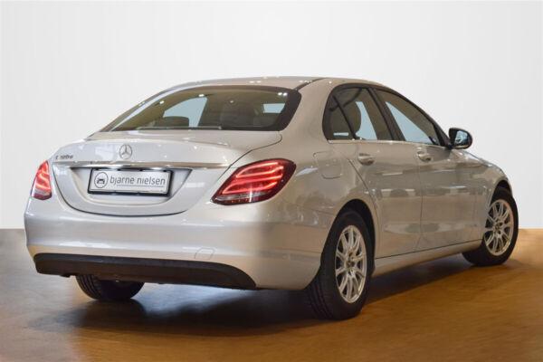 Mercedes C220 d 2,2 aut. - billede 2