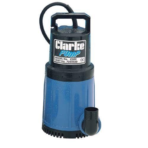 """Clarke 1 1//4 /""""Submersible Pompe à eau-CSE2 7230560"""