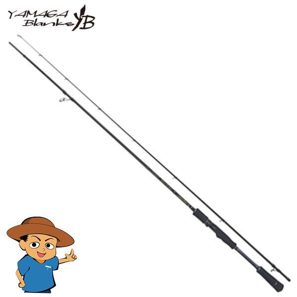 Yamaga Blanks CALISTA TZ NANO 86L Light 8'6  squid eging fishing spinning rod