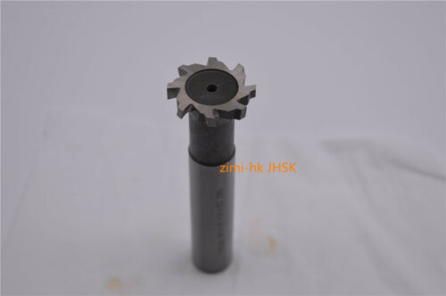 1pc 28×4×16×90 T-type milling cutter 28mm×4mm 8Flute End Mill Cutter CNC HSSAL