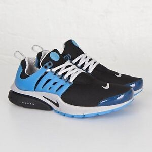 best service 749ae 7ae75 Image is loading Nike-Air-Presto-QS-Black-Zen-Grey-Harbor-