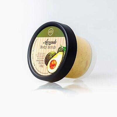 Phutawan Natural Fruit Body Scrub Thai Herbal Spa Salt Exfoliate Mild Skin Relax