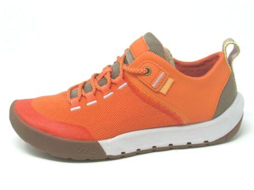 Tiger, Size 7 Chaco Womens Sidetrek Vegan Performance Sneakers MSRP $80