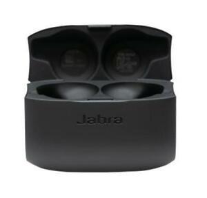 Jabra Elite 65t Replacement Charging Case Usb Cable Titanium Black No Earbuds Ebay