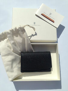 Graf-von-Faber-Castell-Business-card-case-Epsom-leather-grained-Black