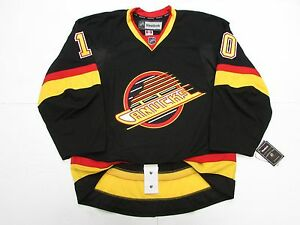 be93eed4 Image is loading PAVEL-BURE-VANCOUVER-CANUCKS-AUTHENTIC-FLYING-SKATE-REEBOK-