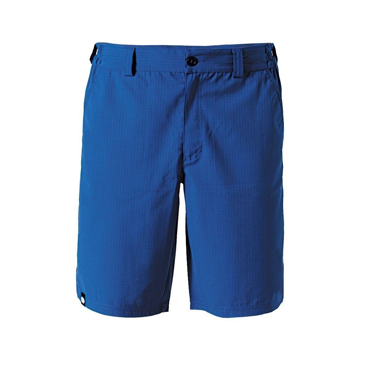 rojoA rewoolution Coast, Ligero Shorts para Exterior Para Hombre AUS MERINO