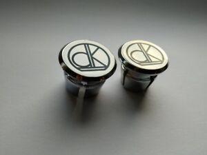 DK Plugs Caps Tapones guidon bouchons lenker endkappe Tappi NOS BMX