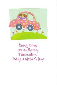 Greeting card mothers day happy times by tender thoughts image is loading greeting card mother 039 s day 034 happy m4hsunfo