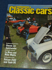 Thoroughbred & Classic Cars August 1982 buying a Datsun 240Z, Saab 96,