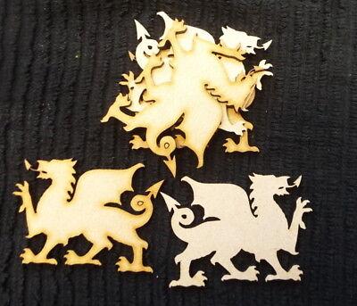 wooden crafts HAPPY EASTER shapes laser cut 3mm mdf embellishments,