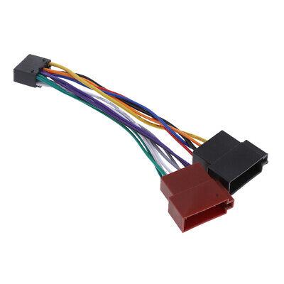 jvc car stereo wiring harness 16 pin car stereo radio wiring harness for kenwood jvc adaptors  16 pin car stereo radio wiring harness