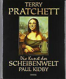 Die-Kunst-der-Scheibenwelt-von-Pratchett-Terry-Kidby-Buch-Zustand-gut