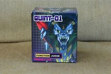 Brand NEW Transformers Quintesson Judge Quint-01 Impossible Toys G1 Sealed