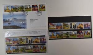 2011-ROYAL-MAIL-UK-A-Z-PART-1-PRESENTATION-FOLDER-amp-FDC-LOT-403