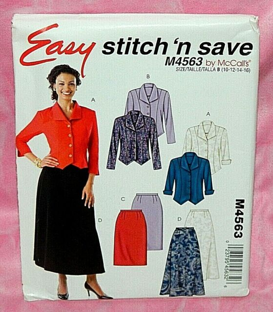8832 UNCUT Vintage McCalls SEWING Pattern Misses Flared Skirt FF OOP EASY QUICK