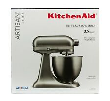 Ice Blue KitchenAid Artisan Mini 3.5 Qt Tilt Head Mixer