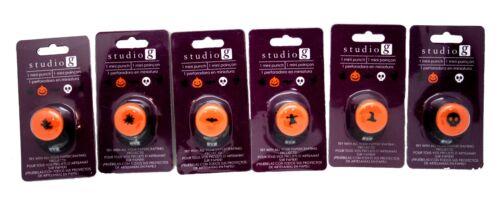 Wholesale Lot 50pc Halloween Mini Paper Punch
