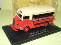 Citroen Type Hy Magazin Ambulant 1500 Kg 1964 Eligor