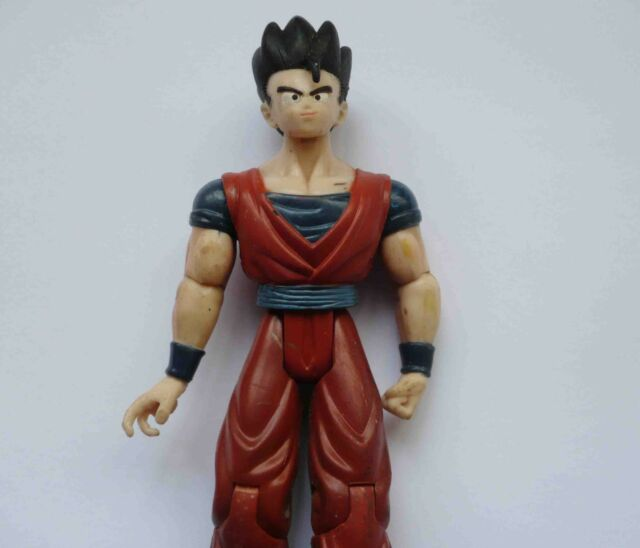 "2003 JAKKS toys~ DragonBall Z  mystic GOKAN 5/"" 12cm  old lost color"